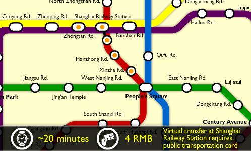 Routeplanner screenshot