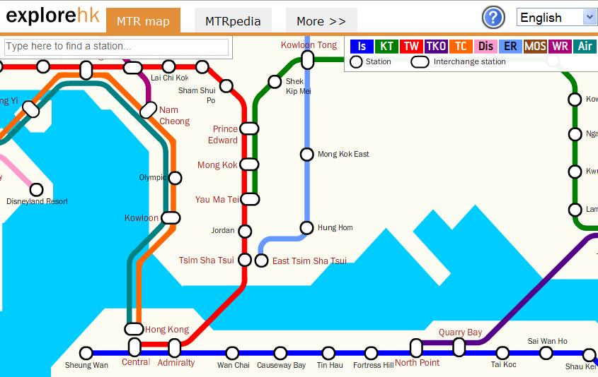 explorehk introducing our interactive hong kong mtr map the